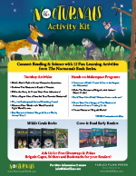 Nocturnals Middle Grade Activity Kit